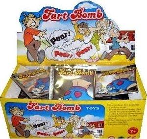 Display Box 100 Fart Bombs product image