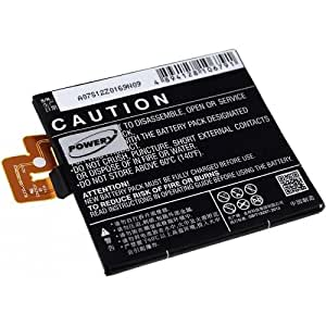 Batería para Lenovo VIBE Z2w