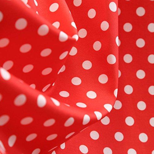 de Mangas Partido 2 SHOBDW Fiesta Bodycon Rojo Halter Vintage sin Vestido Mujeres oscilación de Noche Atractivo xwqwIHz