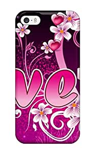 Hot 7522053K21998056 Case Cover Protector For Iphone 5/5s Be My Valentine Animated Case