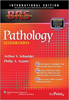 Brs Pathology: International Edition (Board Review Series)