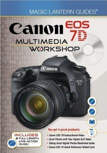Lark Books'sMagic Lantern Guides: Canon EOS 7D Multimedia Workshop [Hardcover](2010) PDF