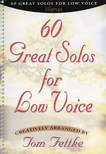 Great Family Songbook - 60 Great Solos for Low Voice