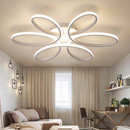 Cttsb Lámpara de techo salón dormitorio moderno ambiente ...