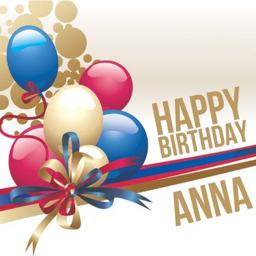 Happy Birthday To Walkonby Jan 30: Happy Birthday Anna By The Happy Kids Band On Amazon Music