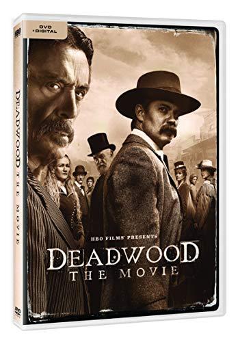 Wood Die Cut - Deadwood:Movie (DVD+DC)