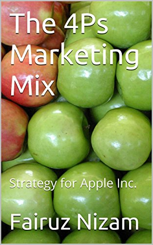 The 4Ps Marketing Mix: Strategy for Apple Inc.
