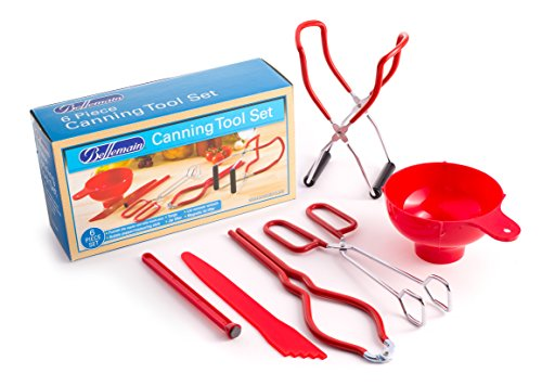 6 Piece Canning Tool Set