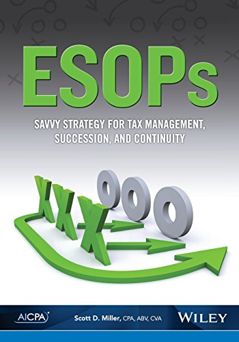 Esops  Savvy Strategy For Tax Management  Succession  And Continuity