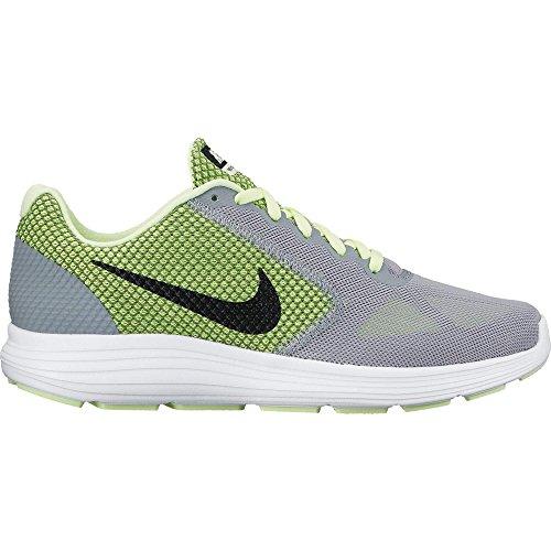 Nike Lunarglide 7 Zapatillas de running, Hombre Gris / Negro (Blue Grey/Blk-Nght Mrn-Gym Rd)