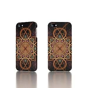 Apple iPhone 4 / 4S Case - The Best 3D Full Wrap iPhone Case - Mandala