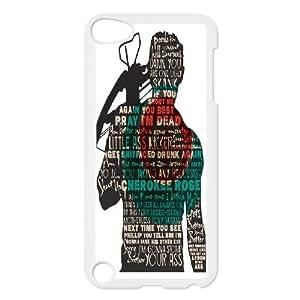 Walking Dead Fan Print phone Case Cove FOR Ipod Touch 5 XXM9961168