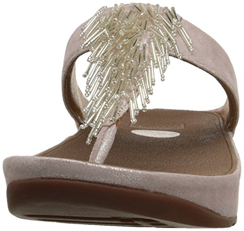 Fitflop Donna Cha Cha Sandalo Argento