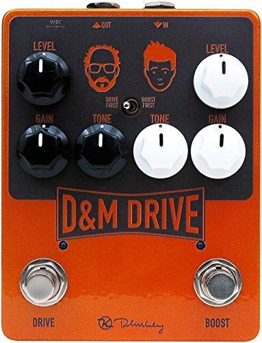 Keeley D&M Drive Effects Pedal by Keeley