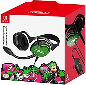 Casco – Micro Splatoon 2 Splat & Gato para Nintendo Switch Hori