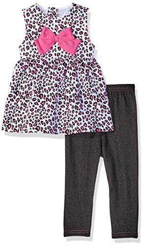 cheetah dresses for babies - 4