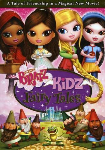 Animated Fairy Tales - Bratz Kidz: Fairy Tales [DVD]