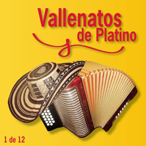 ... Vallenatos De Platino Vol. 1