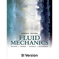 Fundamentals of Fluid Mechanics 7E SI Version