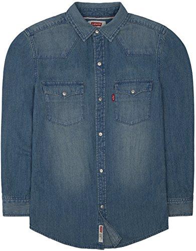 Levis Barstow Western Denim Shirt product image