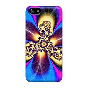 Awesome Design Butterfly Curves Abstract Hard For HTC One M7 Phone Case Cover