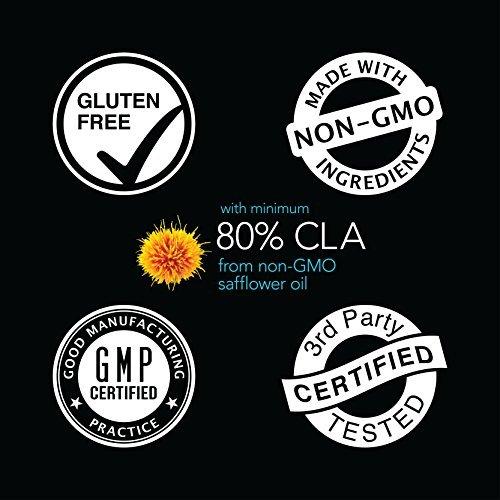 Amazon.com: Suplemento dietético de CLA 1250 de alta ...