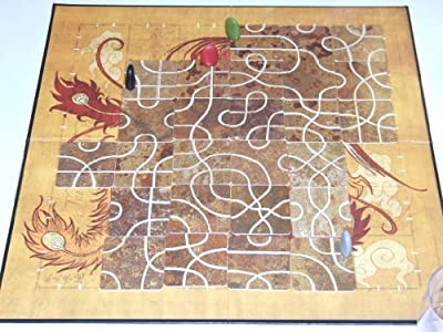 Tsuro: The Game of the Path | Popular Toys