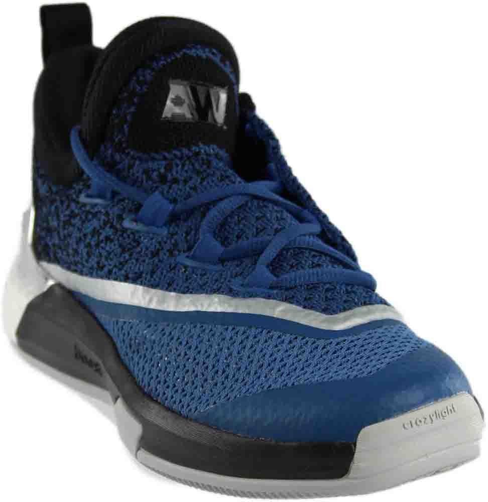 94b9aa044f70 Galleon - Adidas Performance Men s Crazylight Boost 2.5 Low Basketball Shoe  (8 D(M) US