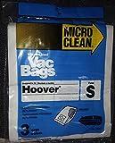 Micro Clean Hoover Type S Vacuum Bags (3-Pack)