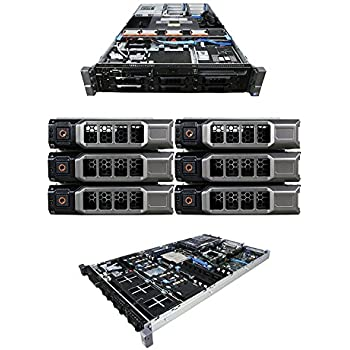 Amazon com: Dell PowerEdge R710 2 x 2 26Ghz E5520 Quad Core 12GB 1x