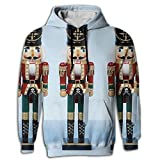 Ballet Graphic Oversized Long Sleeve Men Hoodie Pocket Hooded For Hipster Gym