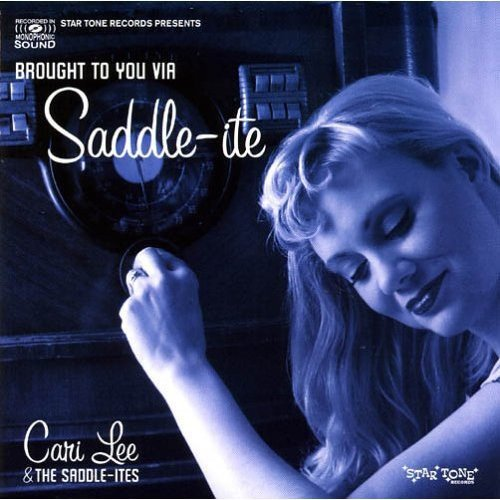 Brought To You Via Saddle-ite by Star Tone Records