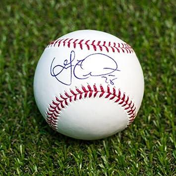 more photos abf98 96664 Marco Estrada Autographed MLB Official Major League Baseball ...