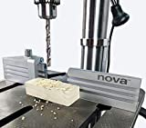 NOVA Drill Press Accessory Fence 71005 Review