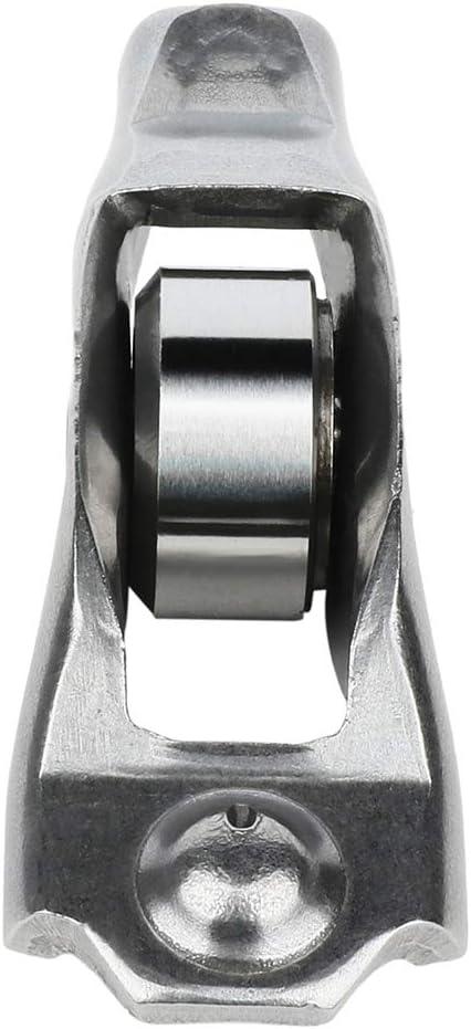 FINDAUTO Auto Engine Valve Rocker Arm Fit For 2000-2009 2011 Dodge Durango 2006-2009 Jeep Commander 2007-2009 Chrysler Aspen 2000-2010 Dodge Ram 1500 Rocker Arm Kit 16PCS