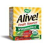 Nature's Way Alive! Vitamin C, Powder (Packaging May Vary)