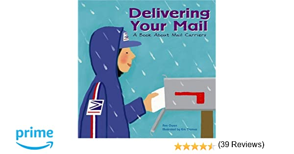 Library Book: Delivering Your Mail (Community Workers): National ...