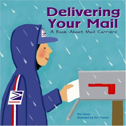 Delivering Your Mail  Community Workers