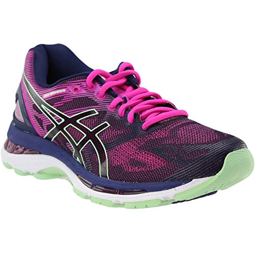 Pictures of ASICS Women's Gel-Nimbus 19 Running Shoe Black One Size 1