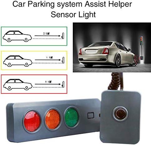 車の駐車センサー、ガレージの駐車の援助、3色の安全な軽い駐車システムは車の駐車センサーシステムを導きました