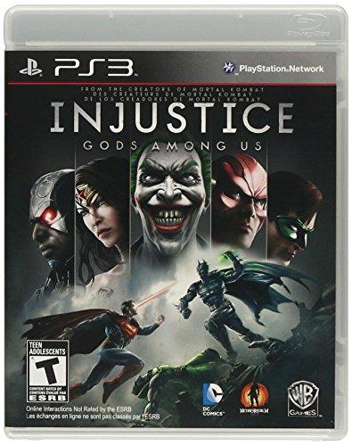 Injustice: Gods Among Us (Playstation 3) (Us Woodbury)