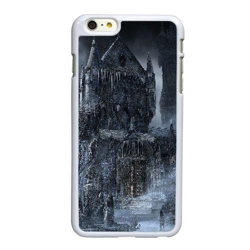 B6M59 diffusion hématogène X9H7PH coque iPhone 6 4.7 pouces Cas de couverture de téléphone portable coque blanche WU3VXJ5YU