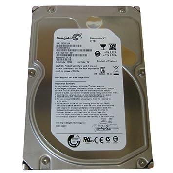 Hard Drive Seagate ST32000641AS Xt 2TB 7200RPM 64MB Sata 6GB//s Hdd HDD-ST32000641AS Barracuda 7200
