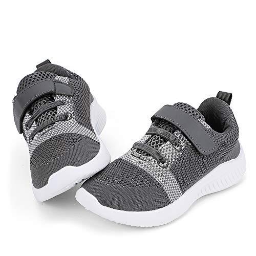 nerteo Toddler/Little Kid Boys Girls Shoes Running/Walking Sports Sneakers