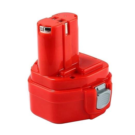 5 opinioni per Forrat per Makita batteria 12V 3.0Ah Ni-MH Sostitutiva avvitatore batteria di