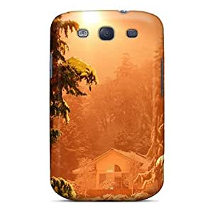 High Grade LisaMichelle Flexible Tpu Case For Galaxy S3 - Winter Sunlight