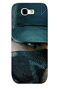 Catenaryoi Premium Aiden Pearce Watch Dogs Heavy-duty Protection Design Case For Galaxy Note 2