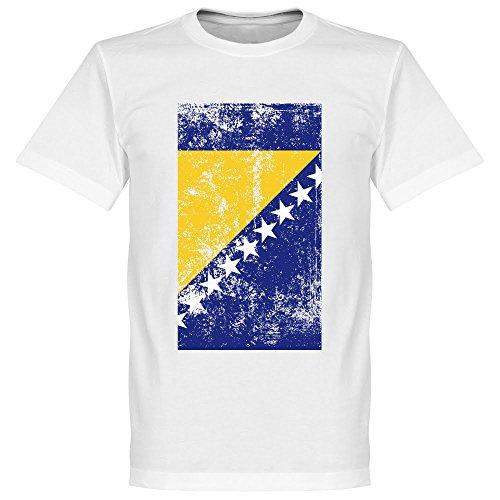 Bosnien und Herzegovona Flag Fußball T-Shirt