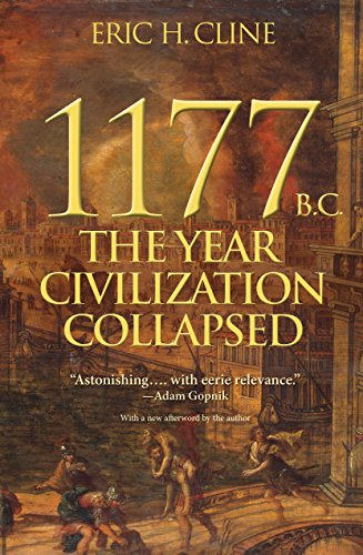 1177 B.C.: The Year Civilization Collapsed (Turning Points in Ancient History) cover