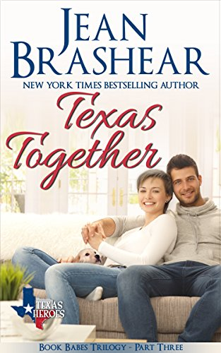 Hero Part - Texas Together: Book Babes Trilogy Part Three (Texas Heroes 15)